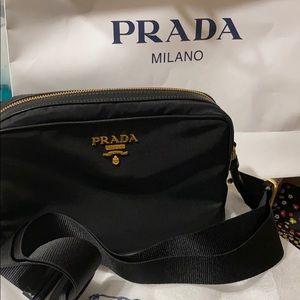 Authentic Prada crossbody